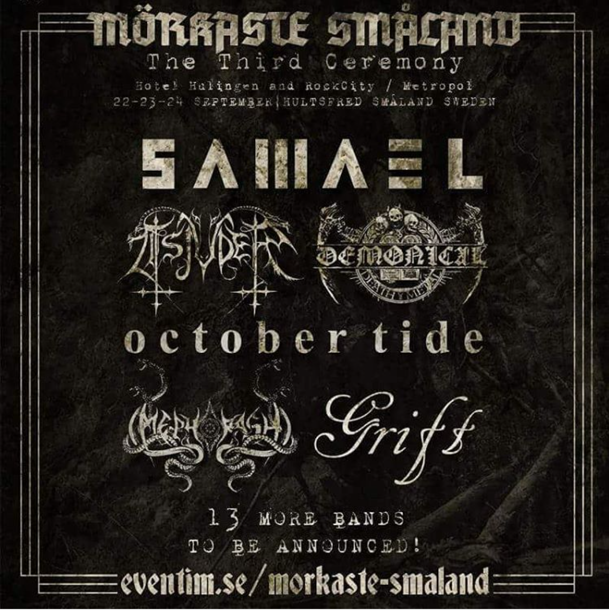 morkaste-smaland first bands